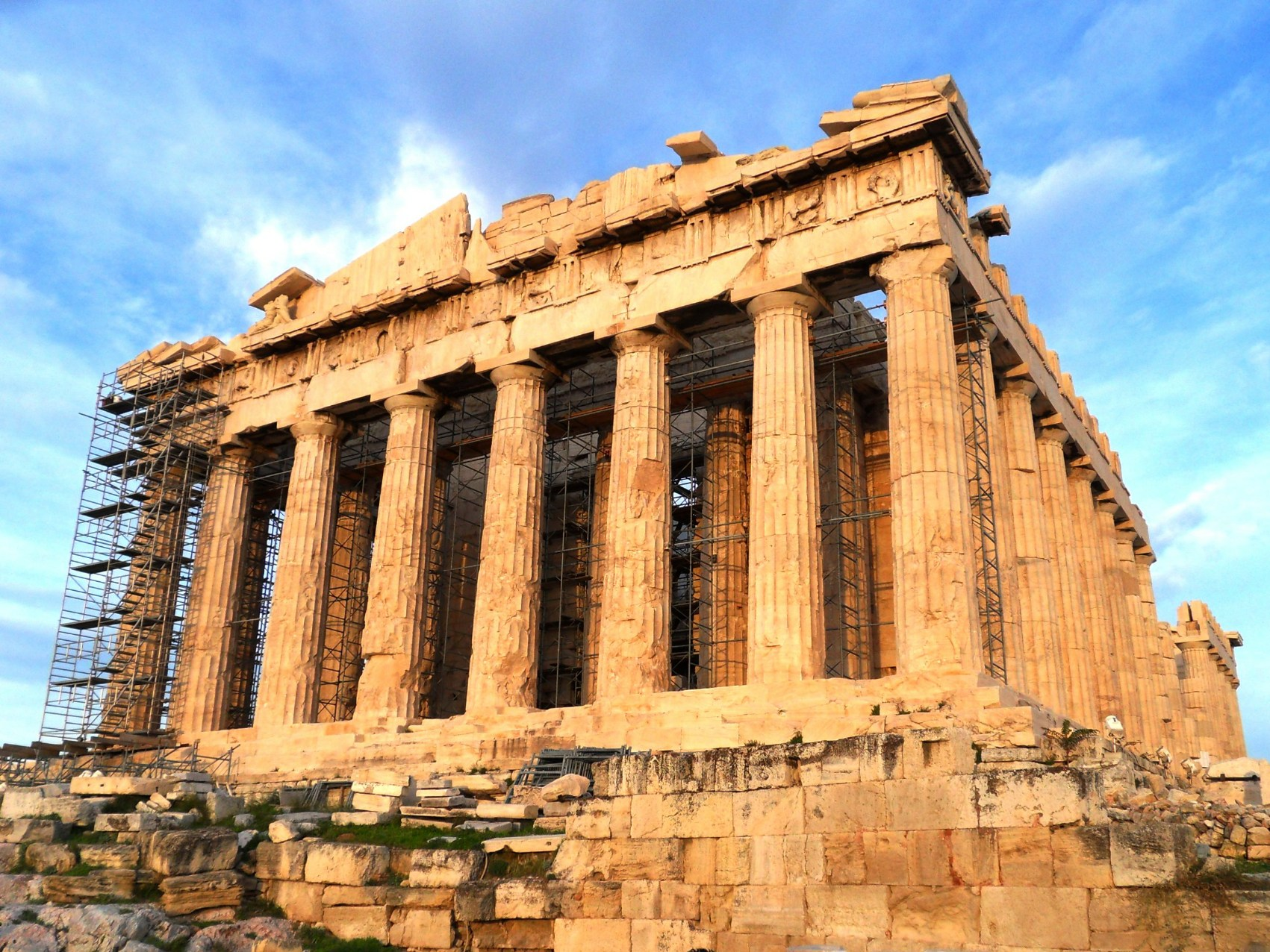 Ancient greek buildings and structures for Architecture sites
