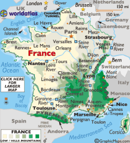 France_Map