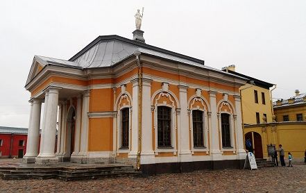 Peter_and_Paul_Fortress_Boat_House